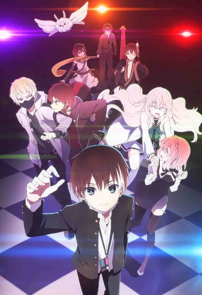 Naka no Hito Genome [Jikkyouchuu] - Anime revela Vídeo Promo | Naka no Hito Genome Jikkyouchuu - Anime revela Estreia