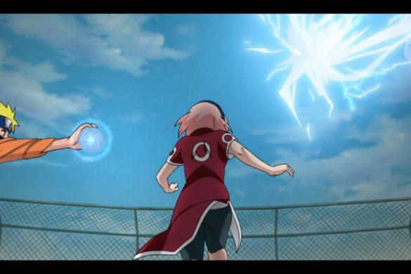 Naruto Shippuden 259 - Naruto vs Sasuke