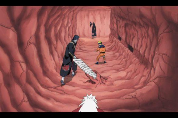 Naruto Shippuden 259 - Rift