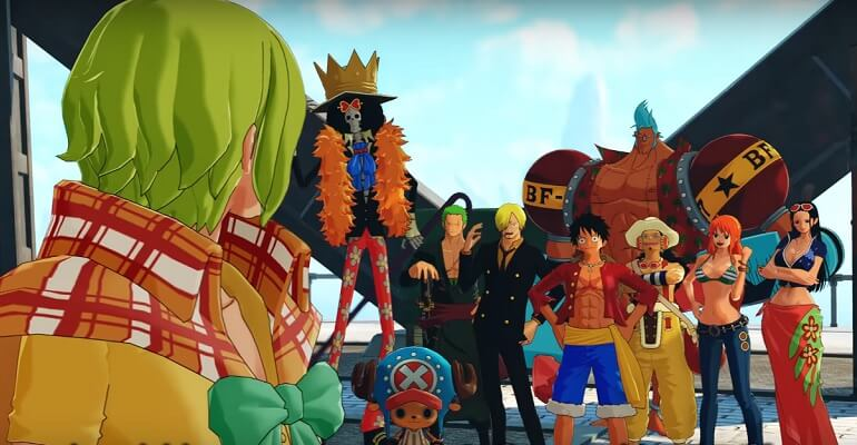 One Piece: World Seeker - Análise Playstation 4 - One Piece World Seeker revela Trailer Legendado - TGS 2018
