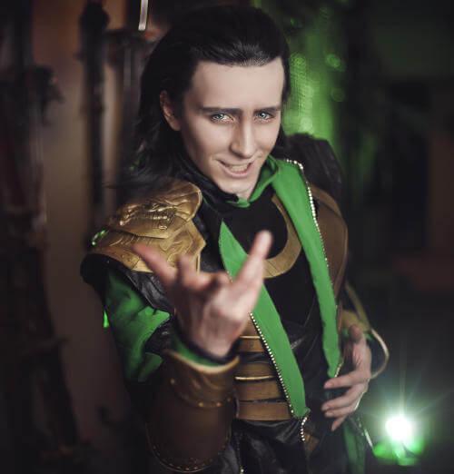 Comic Con Portugal 2018 - Informações e Sugestões - Serg Loki