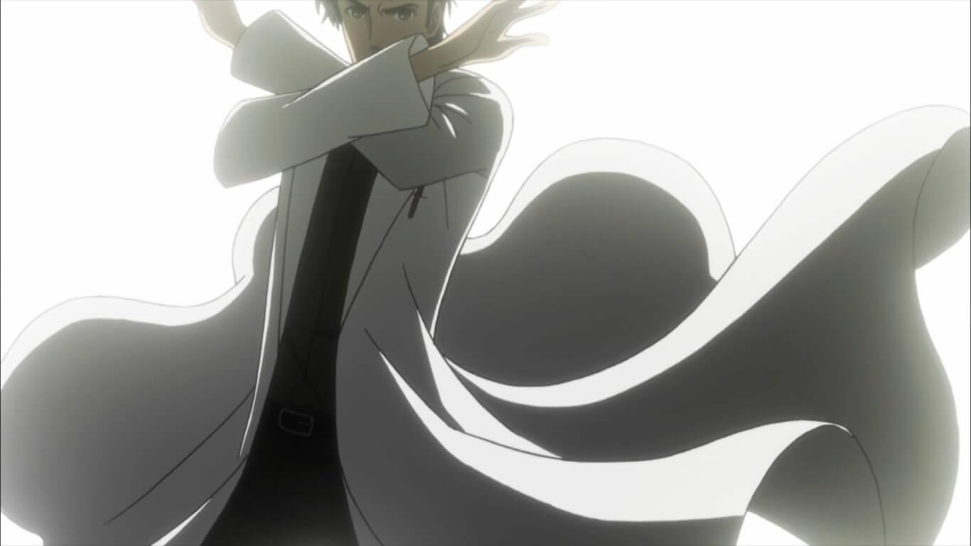 Steins;Gate 0 - Opinião Episódio 22 Hyouma Kyouma