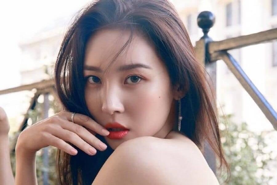 Sunmi - Artista fala das Wonder Girls e do Grupo Feminino no qual anda de olho