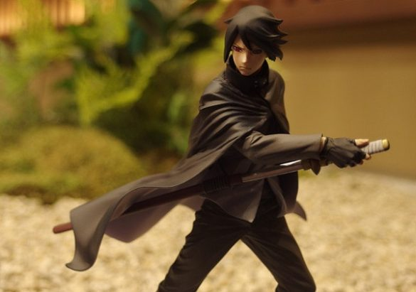 Sasuke revelado pela Banpresto – Naruto Next Generations