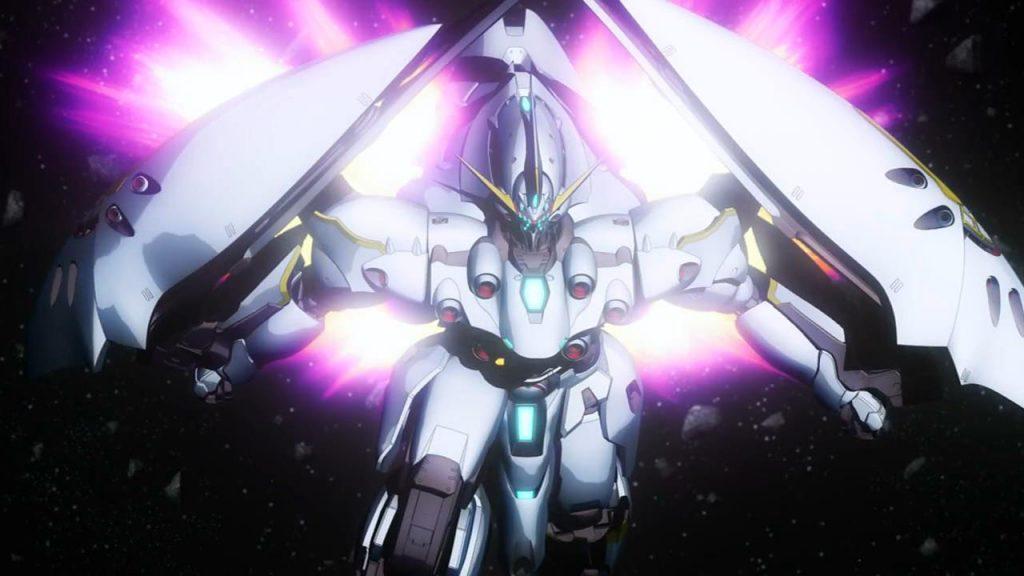 Aldnoah Zero 2 Animação CGI - Tharsis