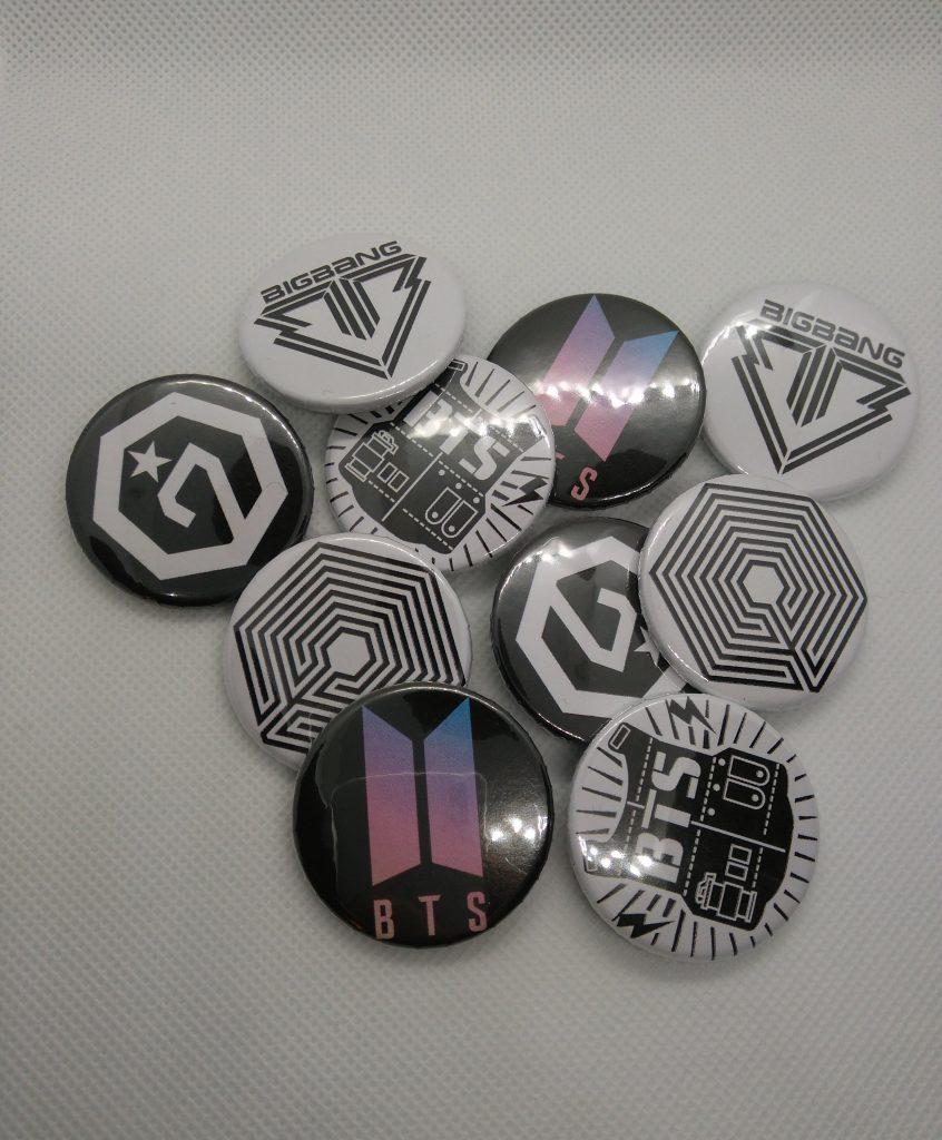 Pins de Kpop etsy