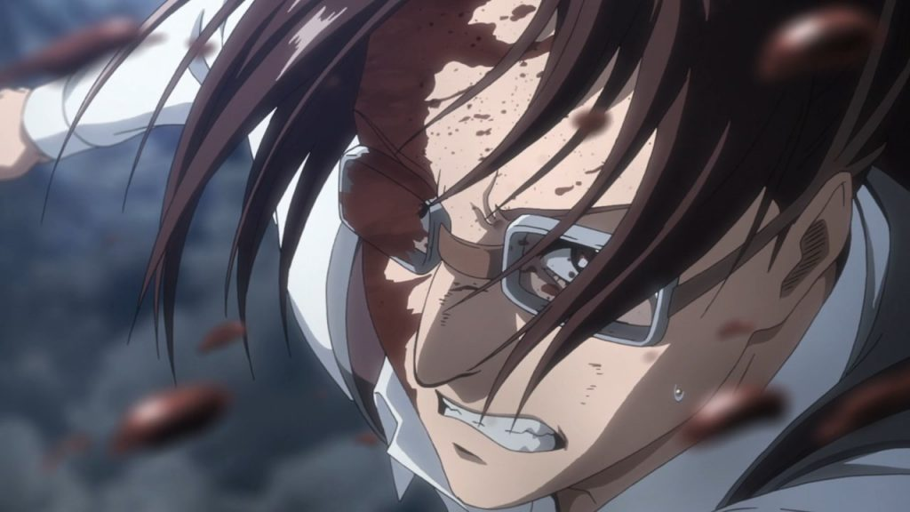Attack on Titan 3 Episódio 44 - Hange Zoe