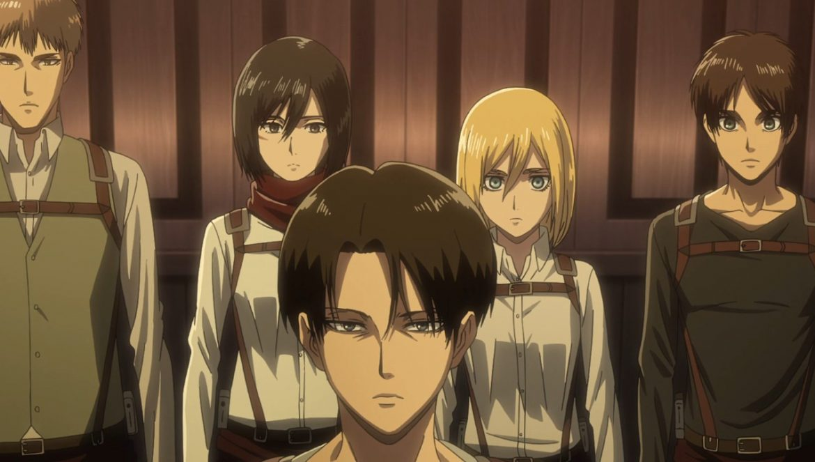 Attack on Titan 3 Episódio 45 - Outside the Walls of Orvud District