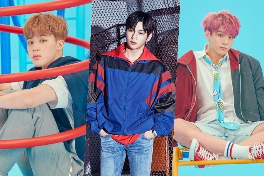 top membros de boy groups setembro 2018 destaque