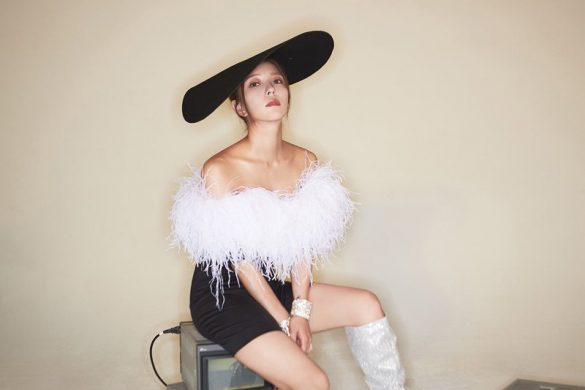 """BoA continua a revelar imagens para o Novo Álbum """"Woman"""""""