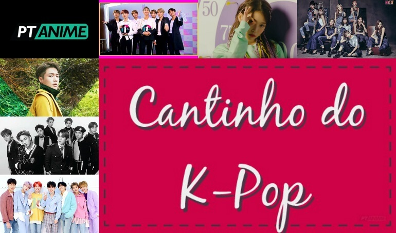 Cantinho do Kpop - EXO, BTS e MONSTA X