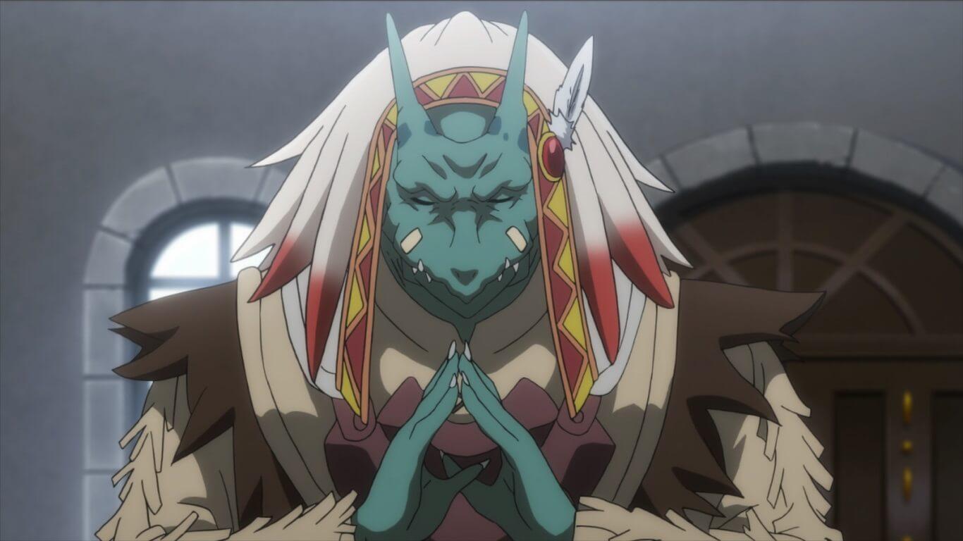 Goblin Slayer - Episódio 3 Opinião lizardmen