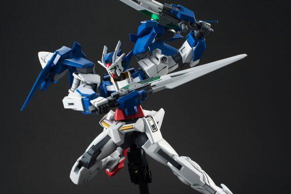 Gundam Build Divers - 1/144 HGBD Gundam OO Diver