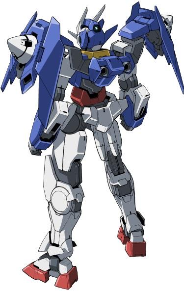 Gundam Build Divers  – 1/144 HGBD Gundam OO Diver