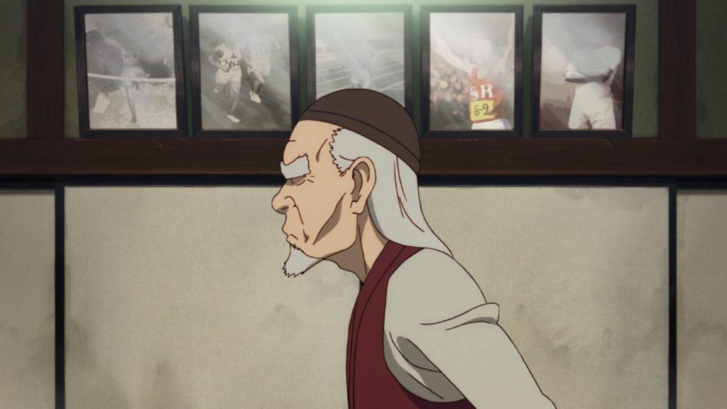 Kaze ga Tsuyoku Fuiteiru - Genichirou Tazaki