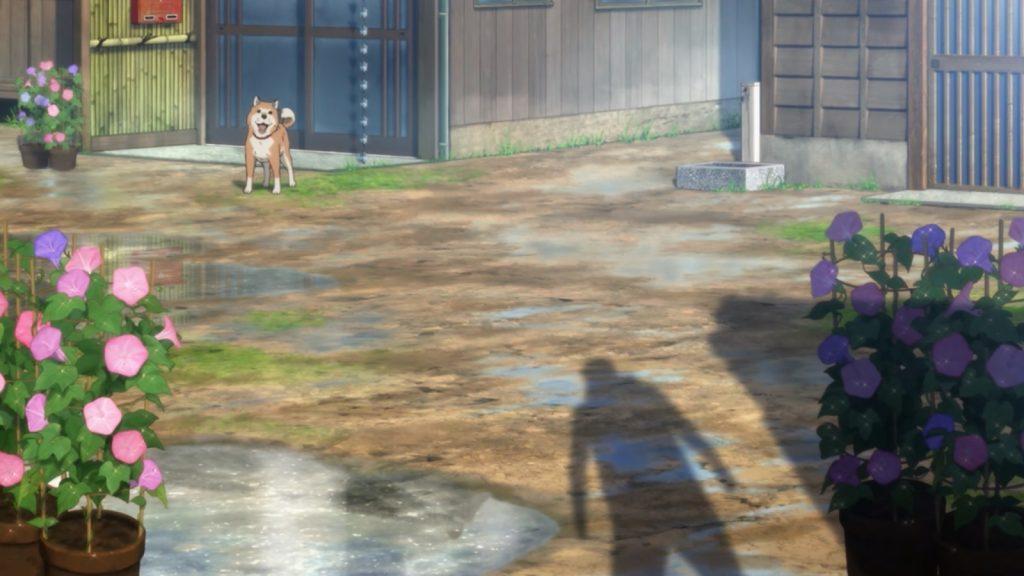 Kaze ga Tsuyoku Fuiteiru - Ending Anime