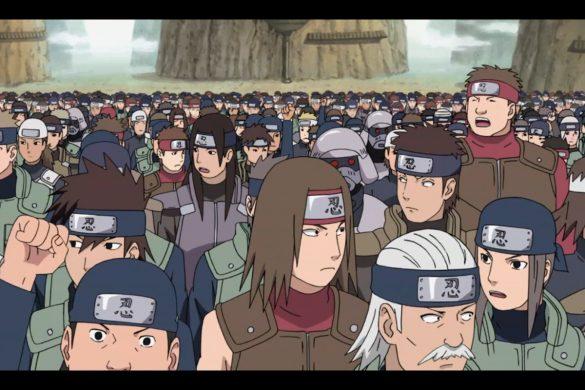 Naruto Shippuden Episódio 261 - Análise