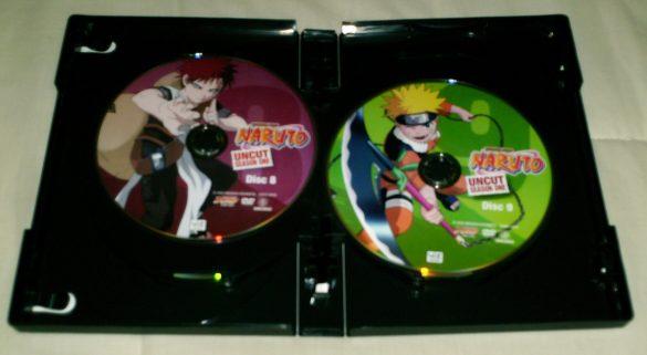 Naruto Uncut Box Set Season One Volume 2 - Viz Media