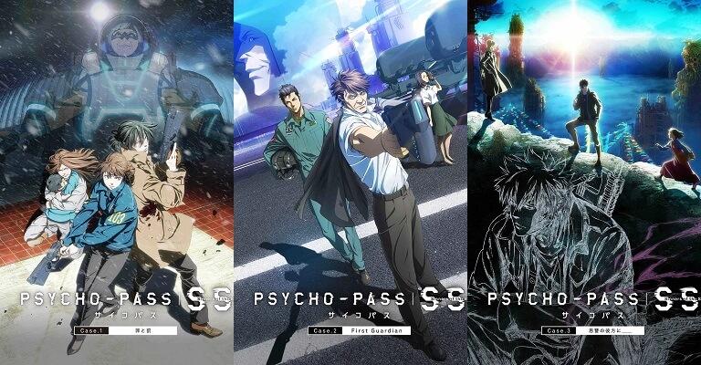 Psycho-Pass SS - Trilogia revela Elenco e Equipa Técnica | Psycho-Pass 3 - Terceira TemporadaAnunciada