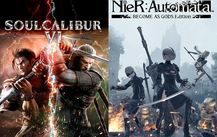 Soul Calibur VI adiciona 2B de NieR Automata