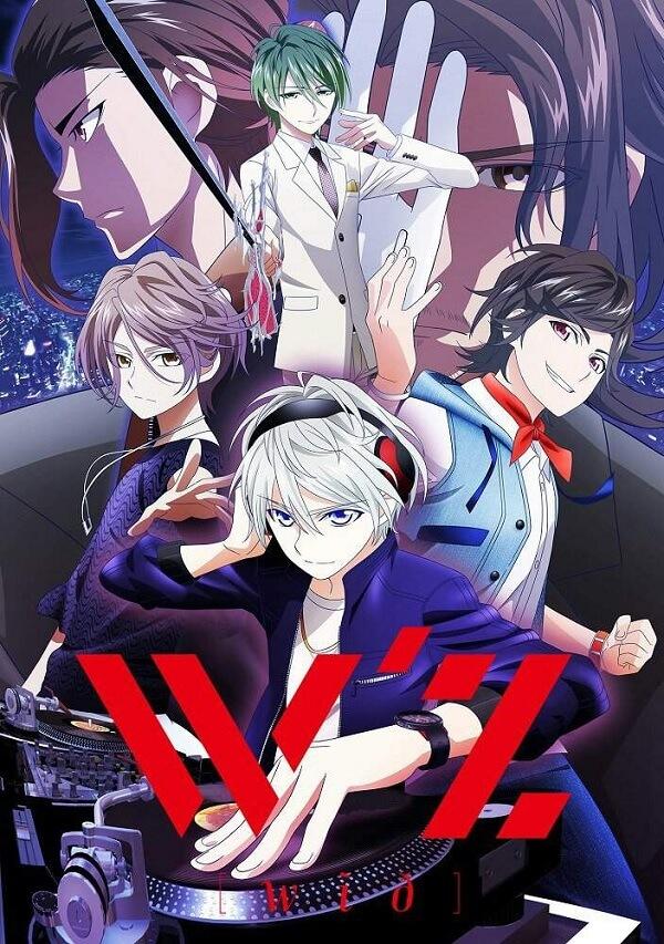 W'z - Anime Original da Go Hands revela Vídeo Promo | W'z - Anime Original Go Hands revela Novo Vídeo e Estreia