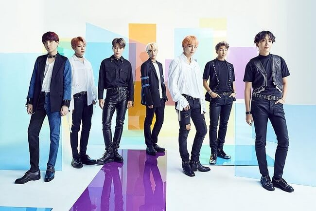 BTS renovam Contrato com a Big Hit Entertainment
