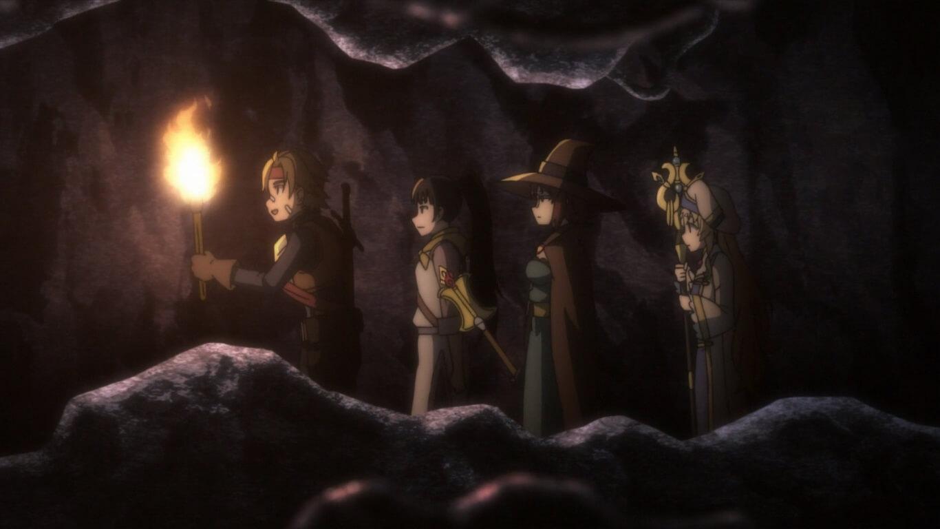 Goblin Slayer - Episódio 1 Opinião party a caminho da morte