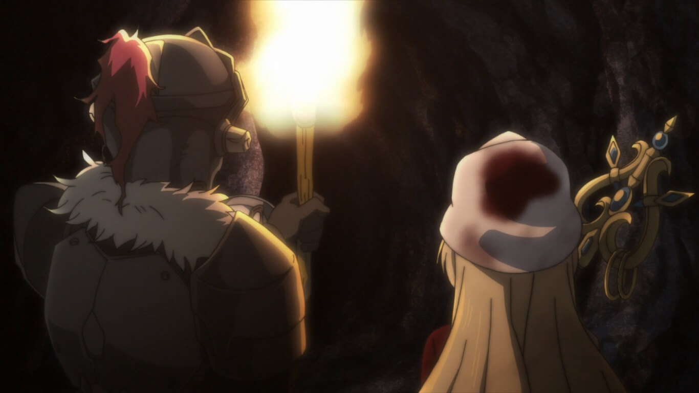 Goblin Slayer - Episódio 1 Opinião caverna