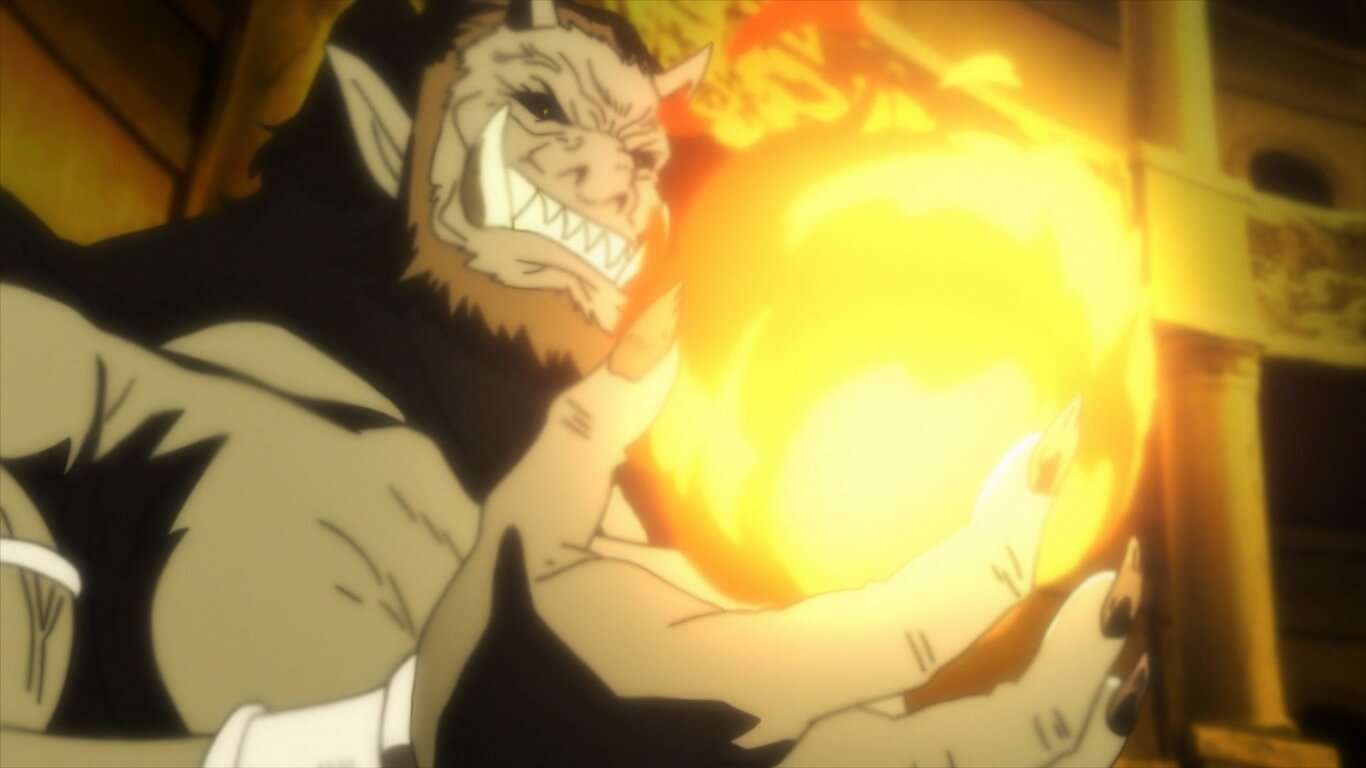 Goblin Slayer - Episódio 4 Opinião ogre