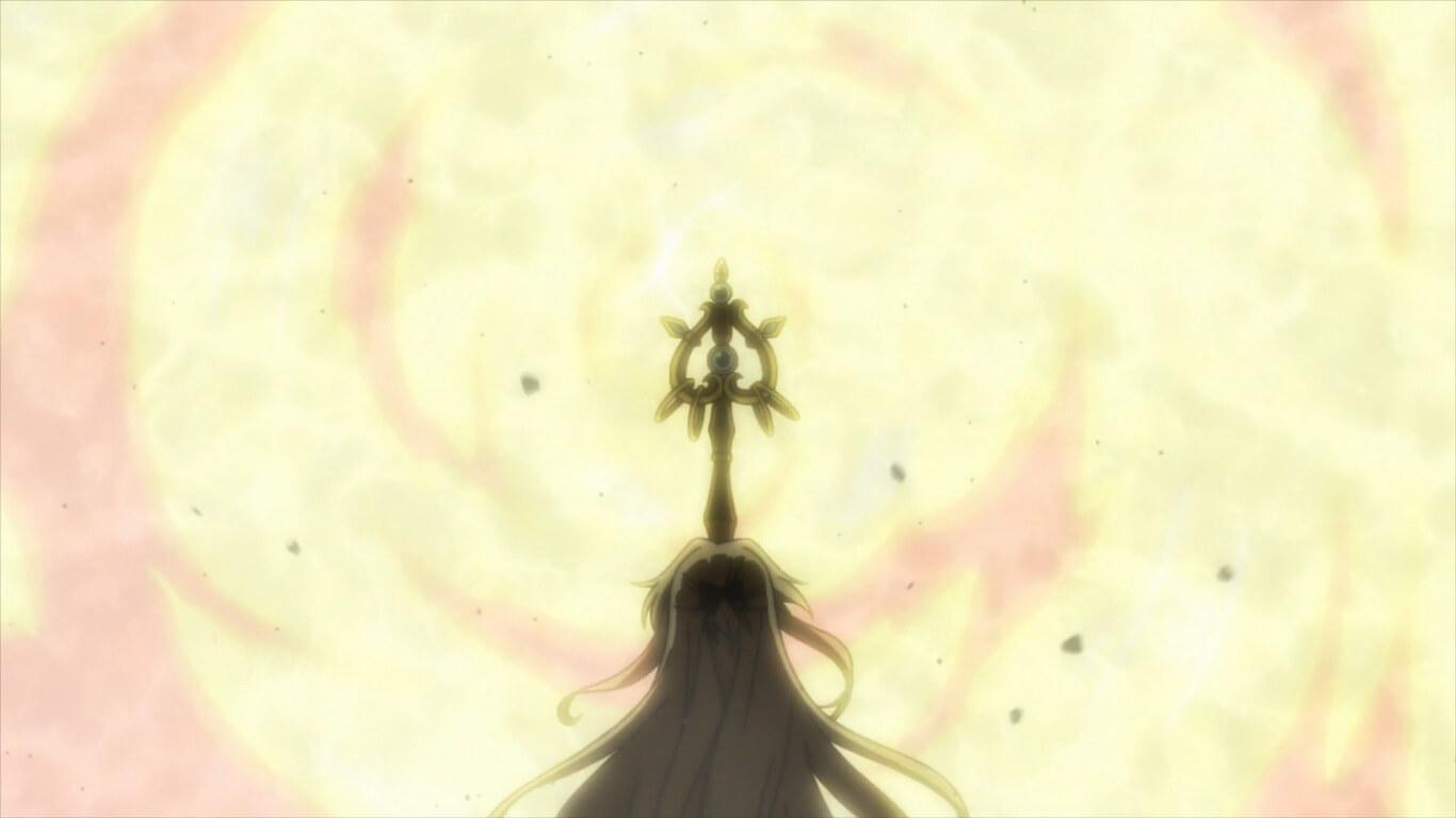 Goblin Slayer - Episódio 4 Opinião priestess protect