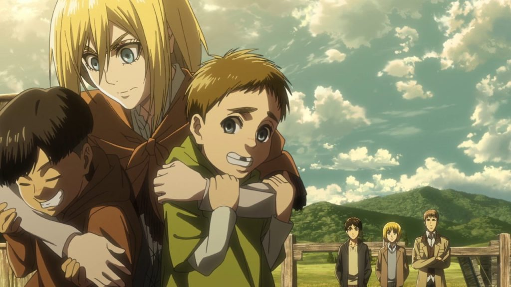 Attack on Titan 3 Episódio 48 - Historia Reiss