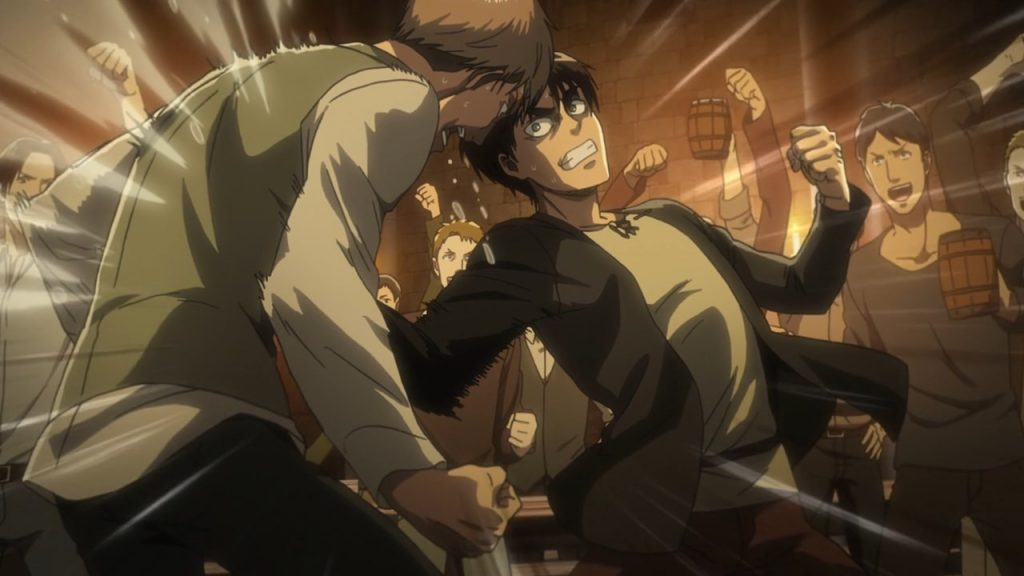Attack on Titan 3 Episódio 49 - Eren Jaeger vs Jean Kirstein