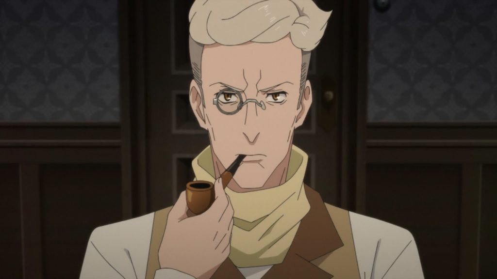 Tenrou Sirius the Jaeger - Willard