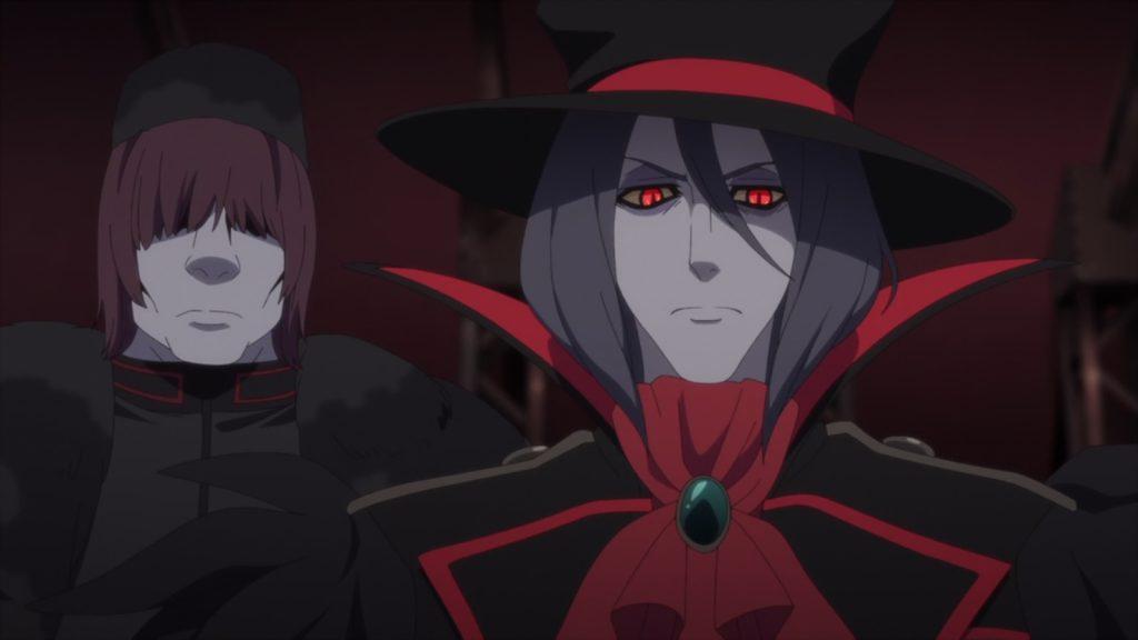 Tenrou Sirius the Jaeger - Yevgraf