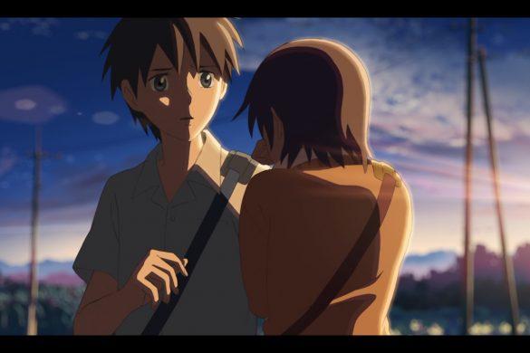 5 Centimeters per Second - Animes em Imagens