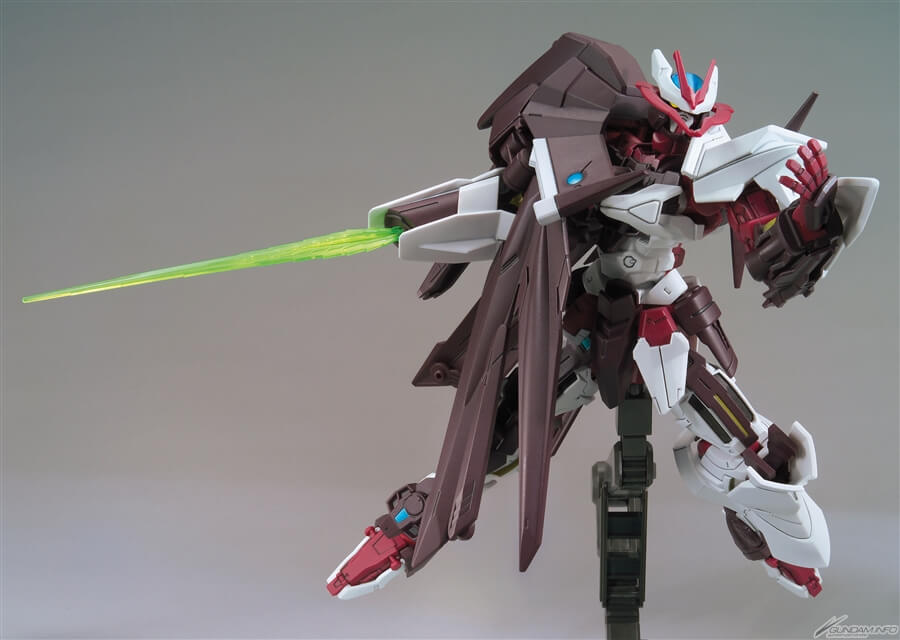 Gundam Build Divers - 1/144 HGBD Astray No Name