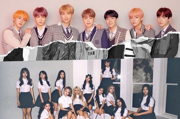 Cantinho do Kpop - TWICE, EXID e BTS