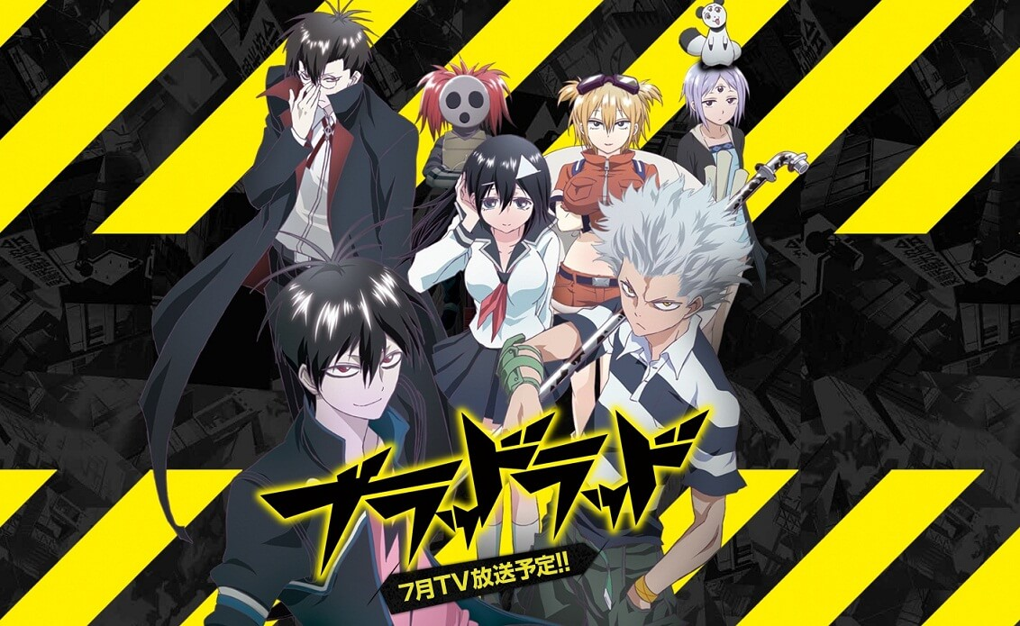 Blood Lad - Análise Anime