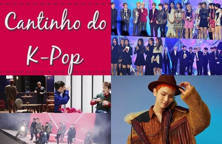 Cantinho do Kpop - 2018 MGA, EXO e SHINee