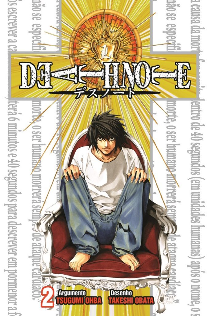 Death Note - Volume 2 pela DEVIR