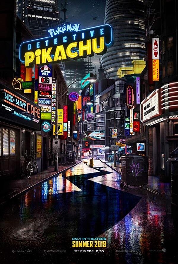 Pokémon: Detective Pikachu - Filme revela Primeiro Trailer