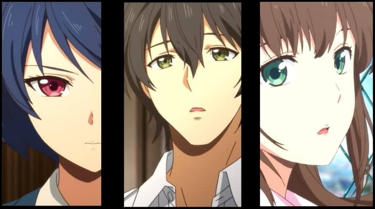 Domestic na Kanojo – Anime antevê Opening em Anúncio – ptAnime