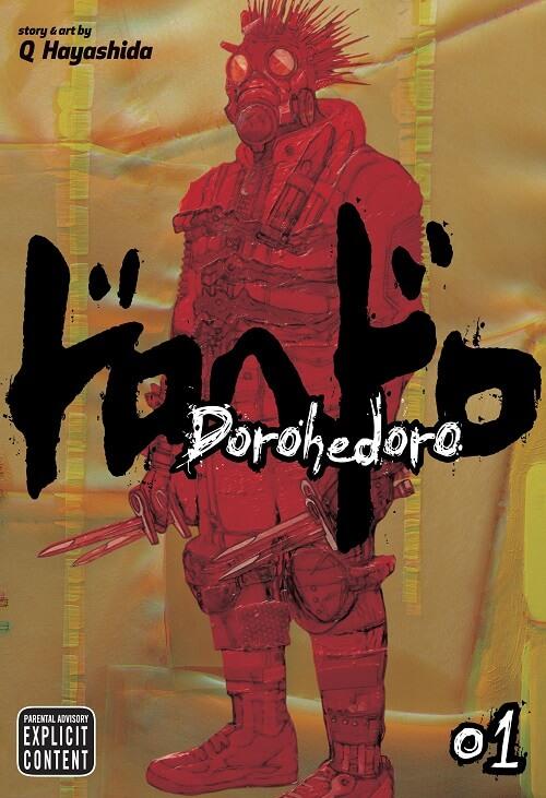 Dorohedoro - Manga de Q Hayashida vai receber Anime