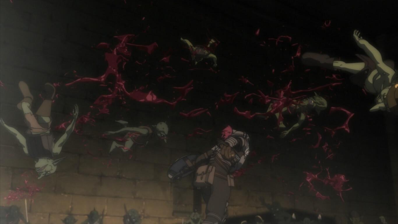 Goblin Slayer - Episódio 7 Opinião matrix