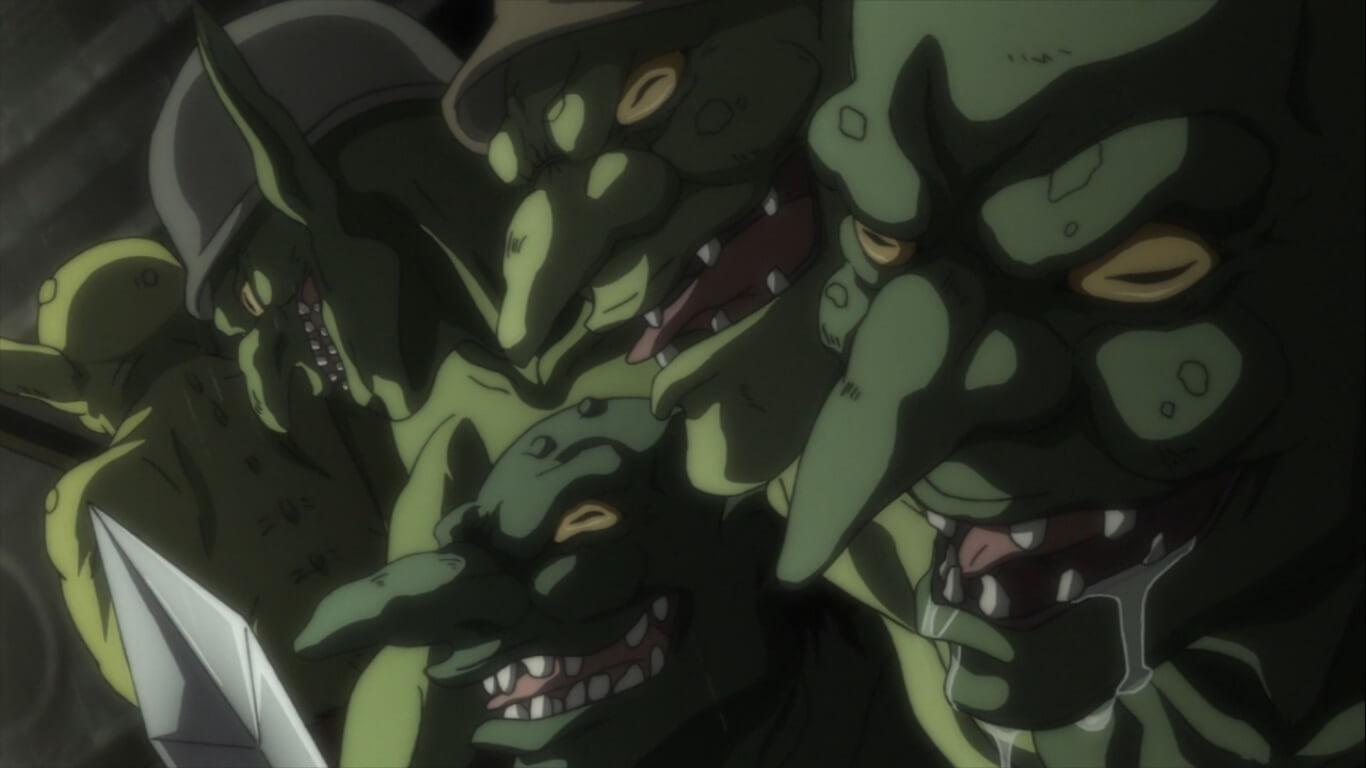 Goblin Slayer - Episódio 6 Opinião goblins