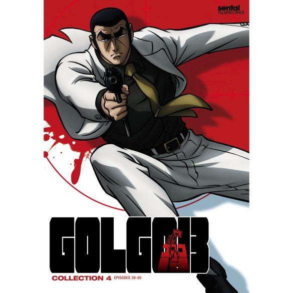 DVDs Blu-rays Anime Junho 2012 - Golgo 13 Collection 4