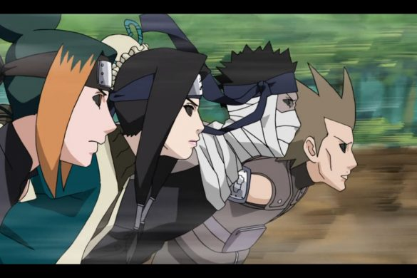 Naruto Shippuden Episódio 265 - An Old Nemesis Returns