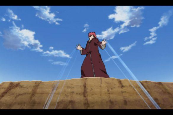 Naruto Shippuden Episódio 262 - Sasori