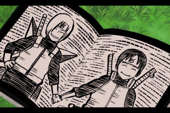Naruto Shippuden Episódio 263 - Sai and Shin