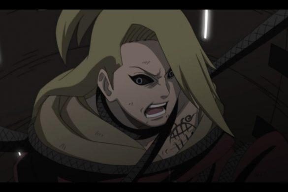 Naruto Shippuden Episódio 263 - Deidara